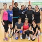 L'ensemble des féminines a participé dans une même équipe pour préparer un championnat de France qui malheureusement ne se déroulera sans doute pas...